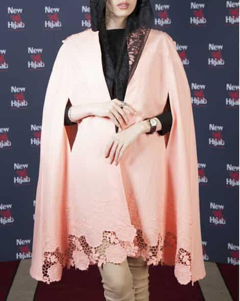 مدل مانتو پانچی 2018