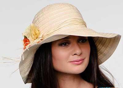 کلاه تابستانی دخترانه و زنانه