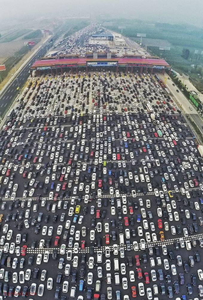 عکس هوای از چین