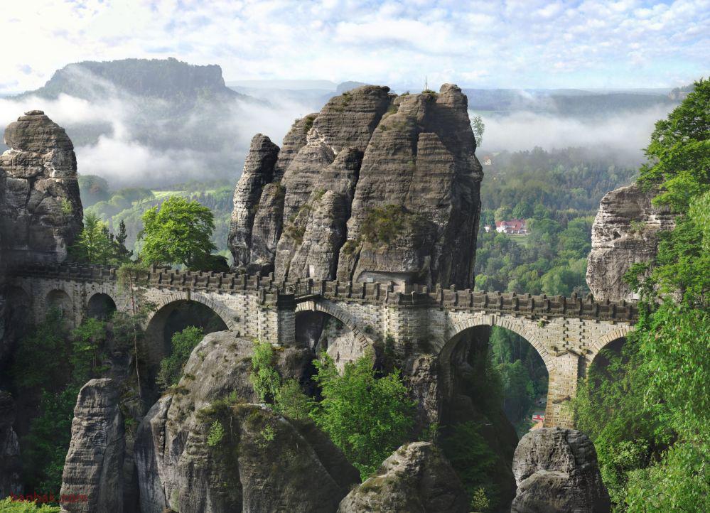 زیباترین پل های سنگی دنیا