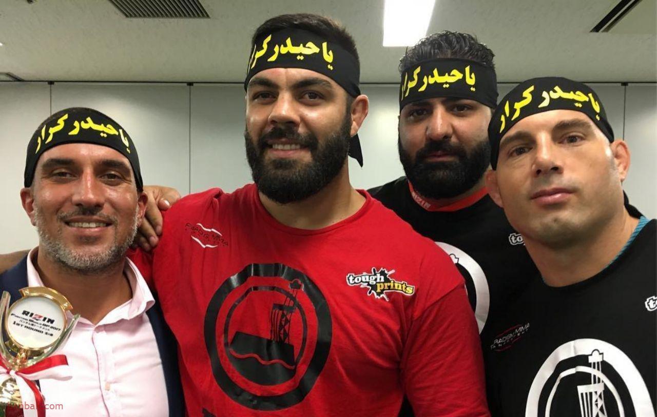 پیوستن امیرعلی اکبری به سازمان UFC