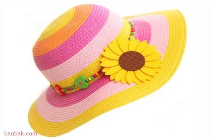 مدلهای جدید کلاه افتابی دخترونه 2019