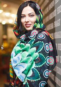عکس های زیبای لیلا اوتادی و نقش آفرینی در سریال گاندو