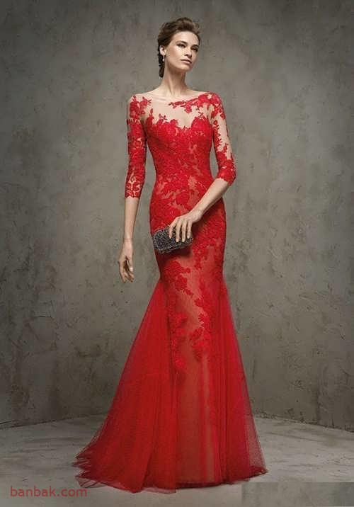 ژورنال لباس مجلسی گیپور بلند ۲۰۲۰