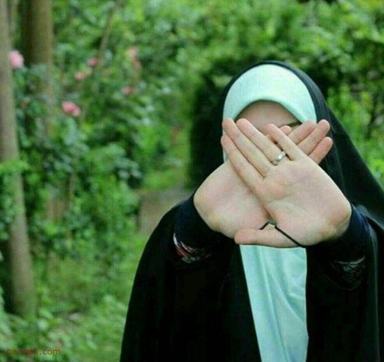 عکس پروفایل دختر چادری